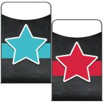 Schoolgirl Style™ Twinkle Twinkle You're a Star! Library Pockets