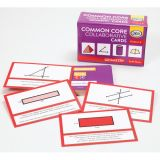 Common Core Collaborative Cards, Geometry, Grades 6-8