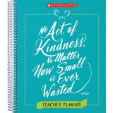 Kindness Teacher Planner