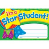 I'm a Star Student (Star Medal) Recognition Awards