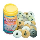 Alphabet Pebbles, Lowercase
