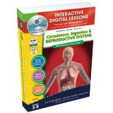 Interactive Whiteboard Lesson Plans, Circulatory, Digestive & Reproductive Systems