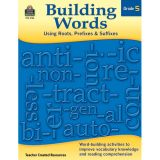 Building Words, Grade 5