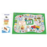 Language Readiness Learning Center Games, Rhyming Words