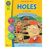 Holes Literature Kit™, Grades 5-6