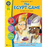 The Egypt Game Literature Kit™, Grades 5-6