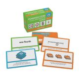 Common Core Collaborative Cards, Fractions, Grades 3-5