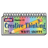 Write-Abouts, Grades 1-3, Creative Thinking