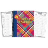 Plaid Attitude Lesson Plan & Record Book