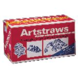 Artstraws®, 1,800 straws, 4mm, White