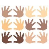 Friendship Hands Mini Accents Variety Pack