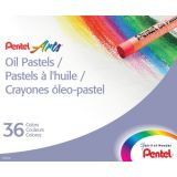 Pentel Arts® Oil Pastels, 36 count