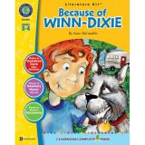 Because of Winn Dixie Literature Kit™, Grades 3-4