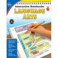 Interactive Notebooks: Language Arts, Grade 6