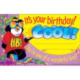 It's your birthday! Cool! Recognition Awards