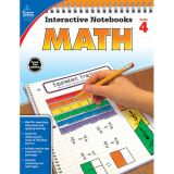 Interactive Notebooks: Math, Grade 4