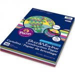 SunWorks® Smart-Stack™ Construction Paper Assortment, 12