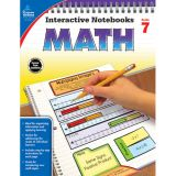 Interactive Notebooks: Math, Grade 7