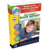 Interactive Whiteboard Lesson Plans, How to Write a Book Report