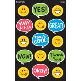 Emoji Talk superShapes Stickers, Large