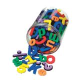 WonderFoam® Magnetic Foam Letters