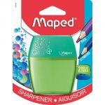 Maped® Pencil Sharpener, 2-Hole