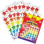Colorful Star Smiles Stinky Stickers® Variety Pack
