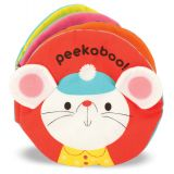Soft Book: Peekaboo