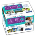 Language Builder® Picture Cards, Verbs