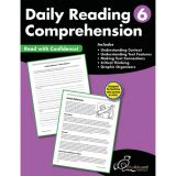 Daily Reading Comprehension, Grade 6
