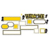 Peanuts® Touch of Class Welcome Mini Bulletin Board Set