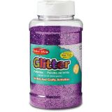 Creative Arts Glitter, 1 lb. Can, Purple