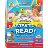 Start to Read!® Early Reading Program, Level 1