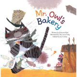 Math Storybooks, Mr. Owl's Bakery (Counting in Groups)
