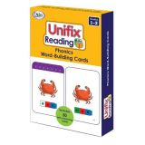 Unifix® Word Building Cards, Grades 1-2