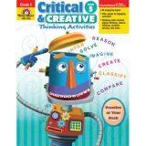 Critical & Creative Thinking Activities, Grade 5