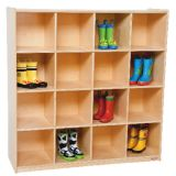 Big Cubby Storage, 16 shelf