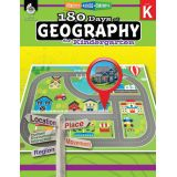180 Days of Geography, Grade K