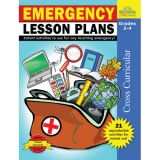 Emergency Lesson Plans, Grades 3-4
