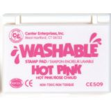 Washable Stamp Pad, Hot Pink