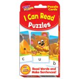 I Can Read Puzzles Challenge Cards®