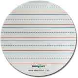 Replacement Dry-Erase Sheets, Circles, Manuscript Lined