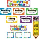 The Writing Process Mini Bulletin Board Set