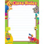 Classroom Basics Playtime Pals™ Learning Charts Combo Pack