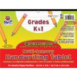 Multi-Sensory Handwriting Tablet, Grades K-1
