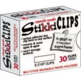 StikkiCLIPS®, Pack of 30