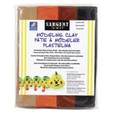 Sargent Art® Modeling Clay, Earth Tone Colors