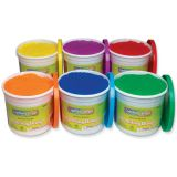 Modeling Dough, 6 assorted colors