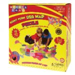 Giant Wonderfoam® U.S.A Puzzle Map