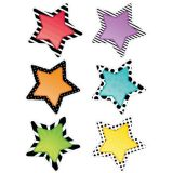 Designer Cut-Outs, Stars, 10
